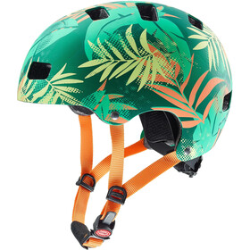 UVEX Kid 3 CC Helmet Kinder green/orange